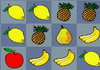 Game Xếp hình trái cây 18