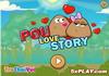 Game Chuyện tình của Pou