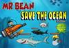 Game Mr Bean bảo vệ đại dương