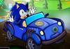 Game Sonic đua xe địa hình