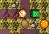 Game Nhím gom trái cây