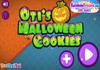 Game Làm bánh qui Halloween