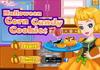 Game Làm bánh qui Halloween 2