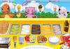 Game Phục vụ quán kem