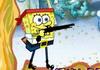 Game SpongeBob bắn sứa biển