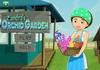 Game Zandra trồng hoa