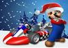 Game Mario lái xe đón Noel