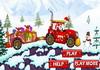Game Lái xe chở quà Noel 3