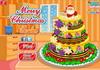 Game Trang trí bánh Noel 2