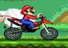 Game Mario vượt địa hình 64