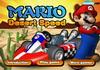 Game Mario lái xe ở sa mạc