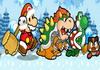 Game Mario gom tiền vàng