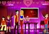 Game Hôn lén đêm Valentine