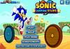 Game Sonic bay nhảy trên không