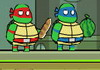 Game Ninja rùa phiêu lưu 2