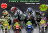 Game Ninja rùa đua xe 2