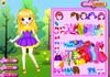 Game Thời trang bé gái 6