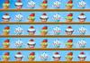 Game Sắp xếp bánh kem