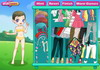 Game Thời trang bé gái 10