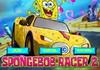 Game SpongeBob đua xe