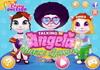 Game Angela thi nhảy