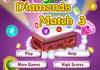 Game Xếp hình kim cương 14