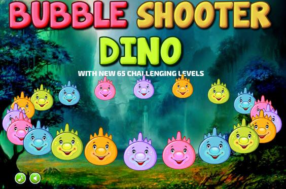 Game Bắn bóng hình khủng long