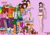 Game Thời trang nữ kiểu 2005