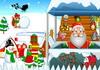 Game Ông già Noel bán hàng
