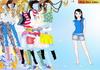 Game Thời trang nữ kiểu 2059