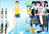 Game Thời trang nữ kiểu 2100
